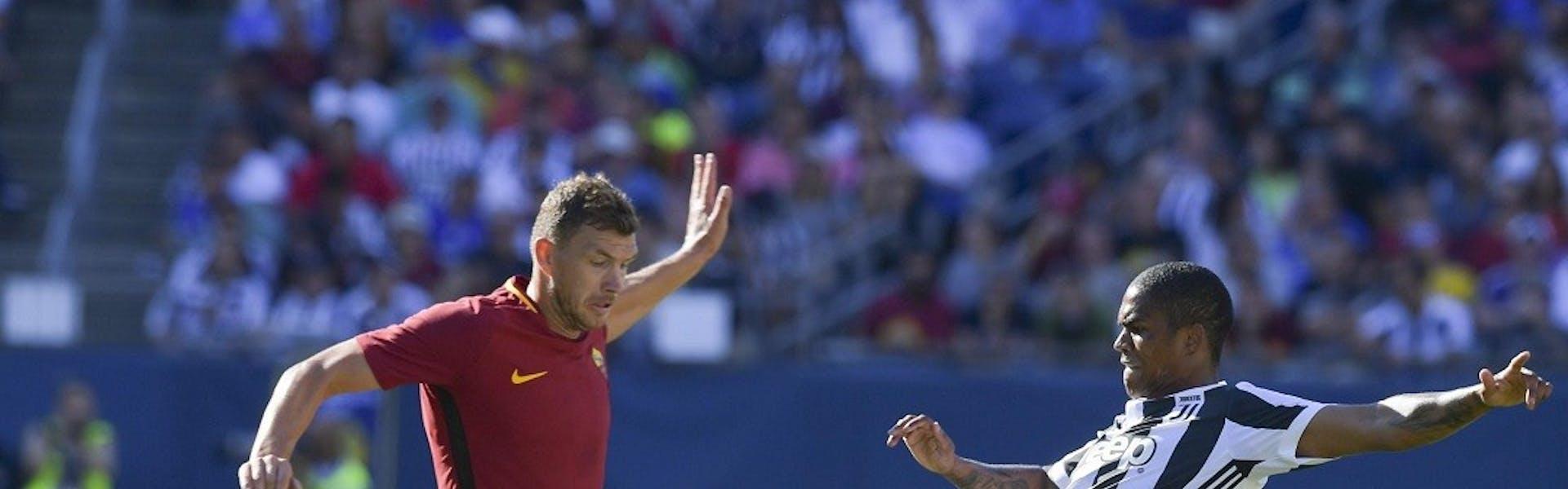 Chi sta meglio tra Juve e Roma?