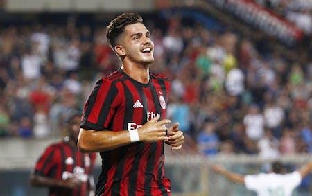 Il Milan scopre André Silva