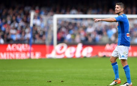 Il posto di Jorginho in Nazionale