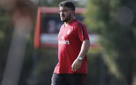 Come cambia il Milan con Gattuso