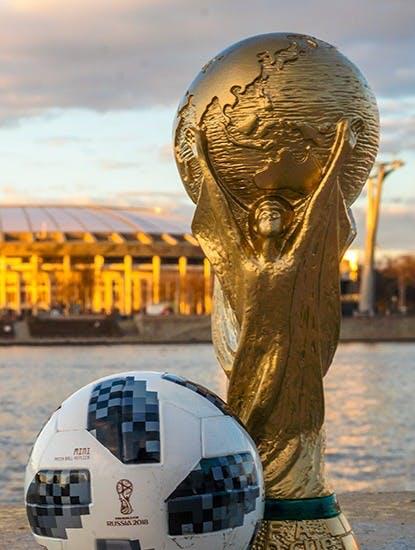 Mondiali Russia 2018: pronti per partire!