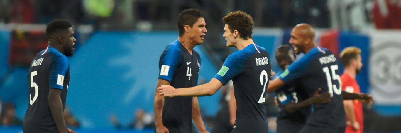 E' la Francia la prima finalista del Mondiale russo!