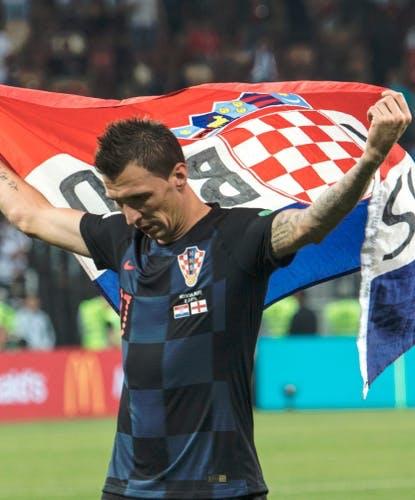 Mandzukic distrugge il sogno inglese e la Croazia accede alla finale!