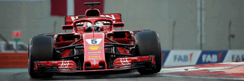 È tempo di Formula 1